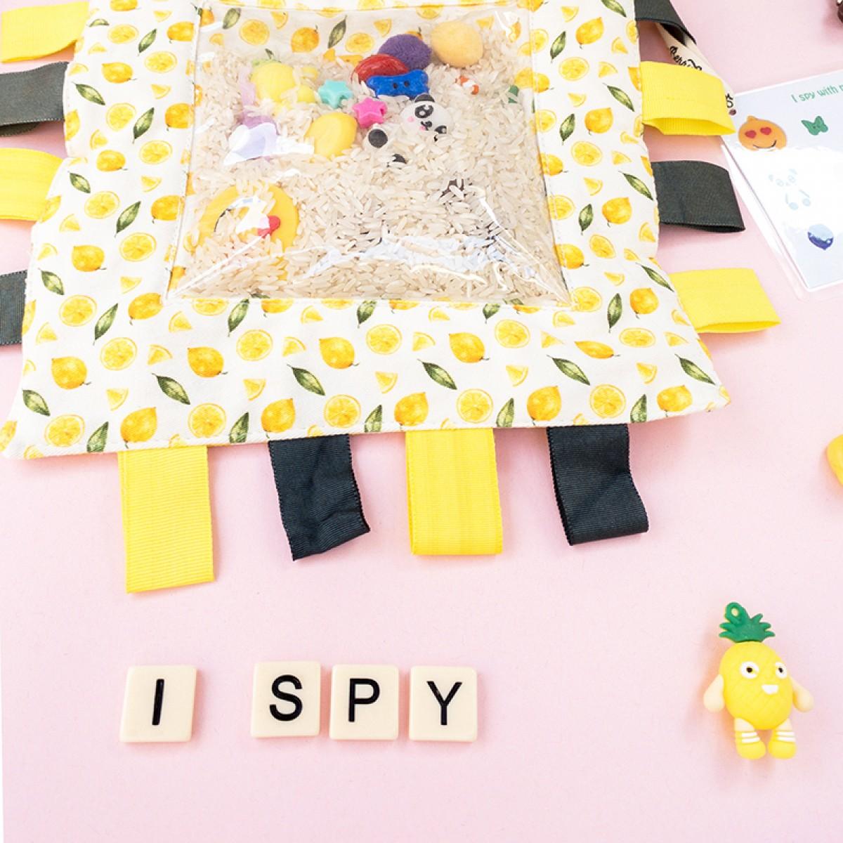 I Spy Bag - Lemons blossom