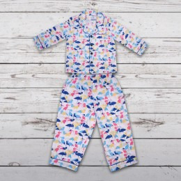 Multi Swan Nightsuit