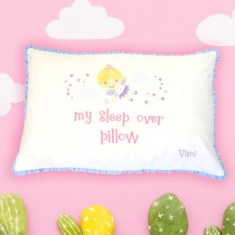 My Sleepover Baby Pillow Cover - Full Size