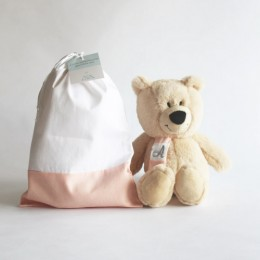 Personalized Teddy Pink