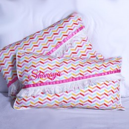 Pretty In Pink - Cushion for Baby