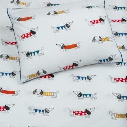 Puppy Love Sheet Set