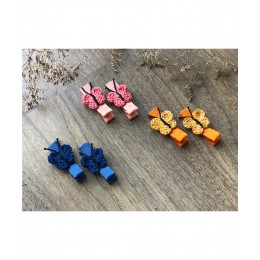Quick Butterfly Aalligator Clips - Set Of 3 - Combo A