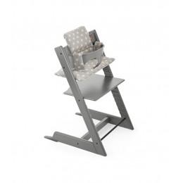 Tripp Trapp Chair -  Storm Grey
