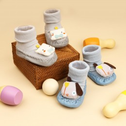 Bobby & Doggy Baby Booties - 2 Pack