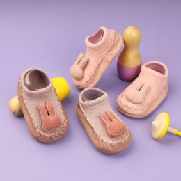 Pretty Kitty Baby Booties- 2 Pack