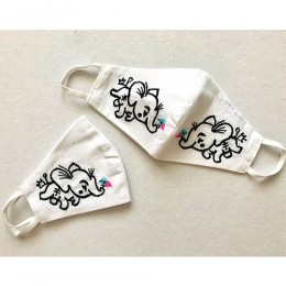Baby Elephant - Reusable Masks