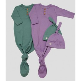 Baby Shower Gift Set – Orchid and Sage