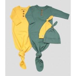 Baby Shower Gift Set - Sage and Honey
