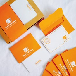 Bank Of Brother - Stationery Set