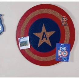 Captain America Pinboard