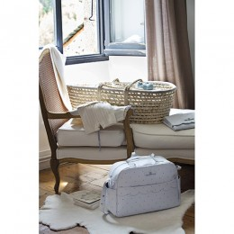 Chelsea Blue Diaper Changing Bag