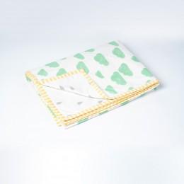 Cloudburst Toddler Blanket