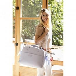 Essentials Blue Diaper Changing Bag