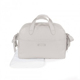 Essentials Grey Diaper Changing Bag