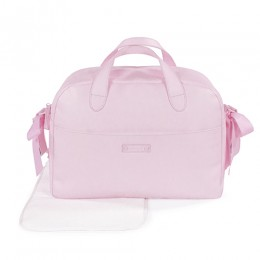 Essentials Pink Diaper Changing Bag