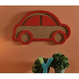 Little Brown Car Pinboard