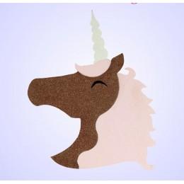 Majestic Unicorn Pinboard