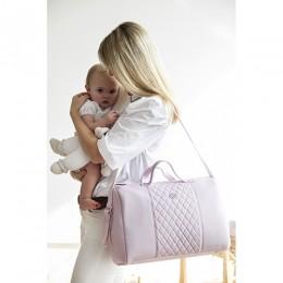 Maria Pink Diaper Changing Bag