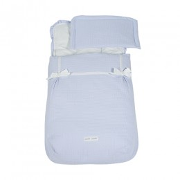 Nido Blue 3 in 1 Baby Carry Nest