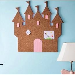 Pink Castle Pinboard