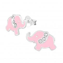 Pink Ella Earrings