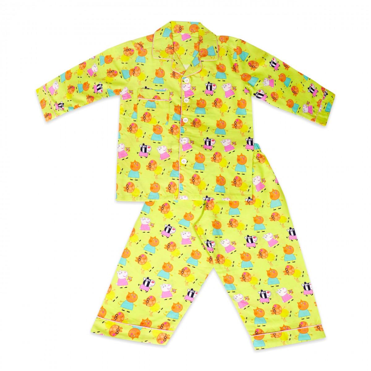 Friendly peppa pig nightsuit - Kids