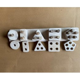 Shape Recognition Stacker