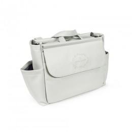 Sherwood Mint Grey Diaper Changing Bag
