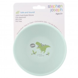 Silicone Bowls Dino