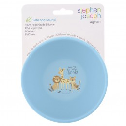 Silicone Bowls Zoo