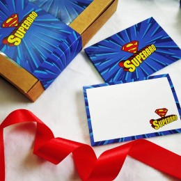 Superbro - Stationery Set