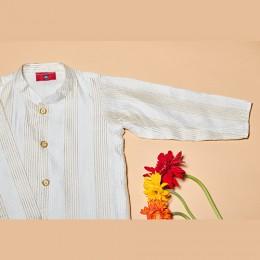 White Kurta and Pyjama