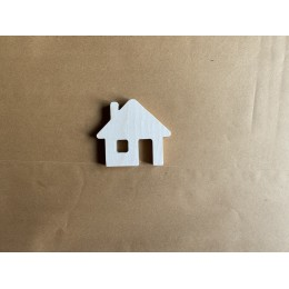 Wooden House Shape Collection