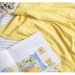 Daffodil - Baby Blanket