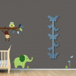 Fly High Height Growth Chart