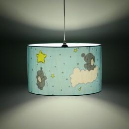 Elephant Pendant Lamp