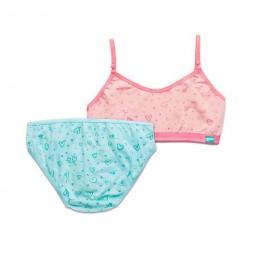 All Hearts - Training Bra & Underwear set