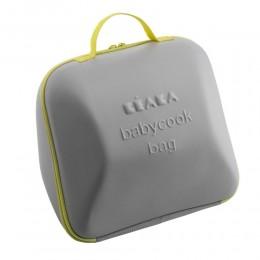 Babycook Transport Bag Grey Yellow