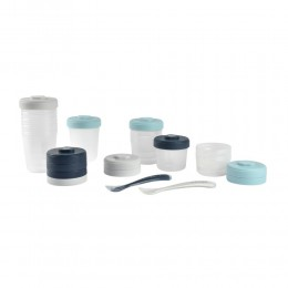 Expert Pack Meal and Food Storage - Storm - 12 pieces