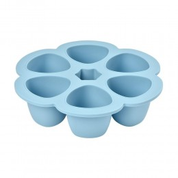 Silicone Multiportions -6 x 150 ml  -Windy Blue