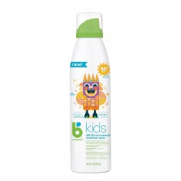 Babyganics Kid's Sunscreen Continuous Spray - SPF 50 - 175ml
