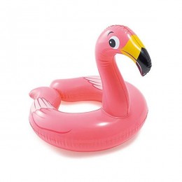 Flamingo Split Swim Ring