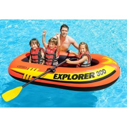Inflatable Boat 3-Person