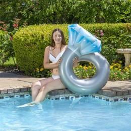 "Inflatable 35"" Diamond Split Ring"