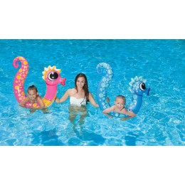 Seahorse Inflatable Noodle - 2pc pack