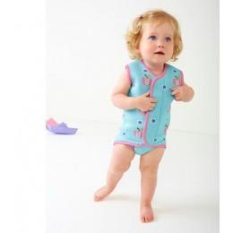Splash About Baby Wrap™ Apple Daisy