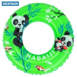 Swimming Ring Panda Green Kids