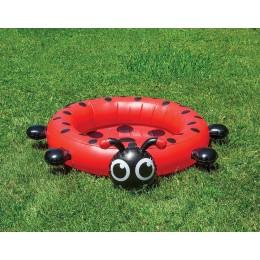 """37"""" Ladybug Kiddie Pool"""