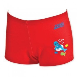 Zoggy Hip Racer Red (Size 4-6yrs)